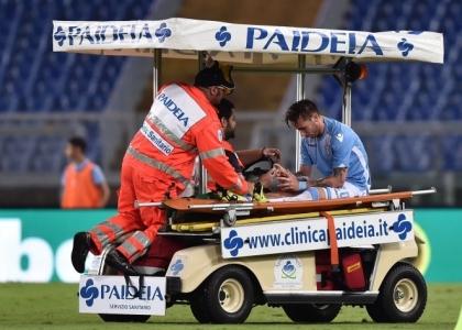 Lazio, allarme Biglia: salta il Sassuolo?