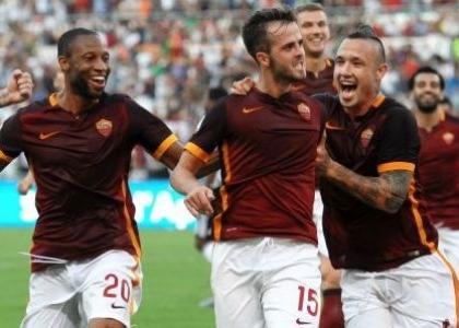 Serie A, Palermo-Roma: formazioni, diretta, pagelle. Live