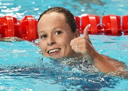 Nuoto: Federica Pellegrini protagonista dello spot Miia. Video