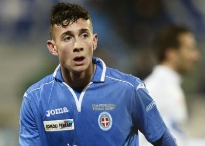 Serie B, Novara-Entella 1-0: decide Manconi