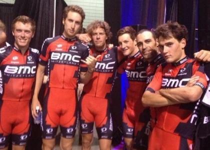 Ciclismo, Mondiali Richmond 2015: trionfo Bmc nella cronosquadre