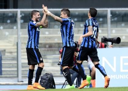 Serie A: Chievo-Inter 0-1, gol e highlights. Video