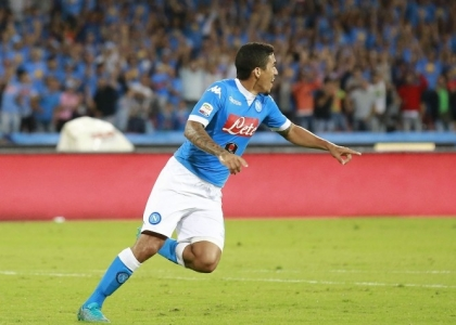 Serie A: Napoli-Lazio 5-0, le pagelle