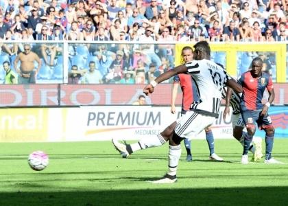 Serie A: Genoa-Juventus 0-2, gol e highlights. Video