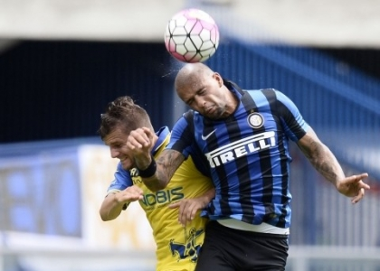 Serie A: Chievo-Inter 0-1, le pagelle