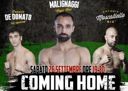Boxe: Malignaggi vince a Milano, ora l'europeo.