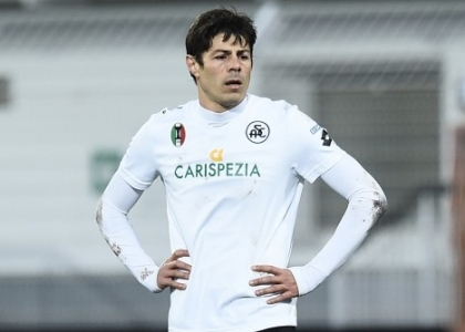 Serie B: Spezia-Como 1-1, gol e highlights. Video