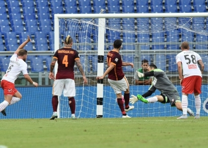 Serie A: Roma-Carpi 5-1, gol e highlights. Video