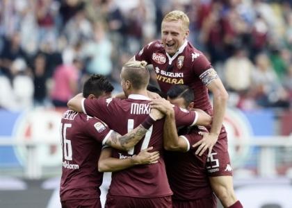 Serie A, Torino-Palermo: formazioni, diretta, pagelle. Live