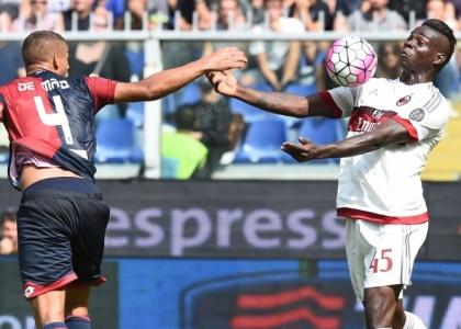 Serie A: Genoa-Milan 1-0, gol e highlights. Video