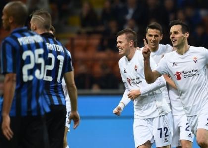 Serie A, Inter-Fiorentina: formazioni, diretta, pagelle. Live