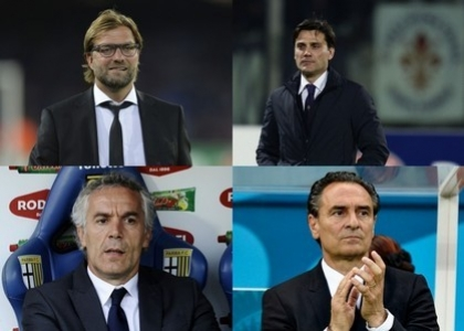 Juventus: non mancano le alternative ad Allegri