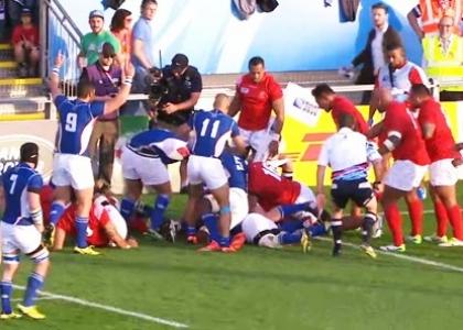 Rugby, Mondiali 2015: Tonga rialza la testa, Namibia stesa 35-21