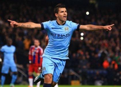 Champions: Aguero al fotofinish, il City si rialza