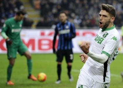 Serie A, Inter-Sassuolo: formazioni, diretta, pagelle. Live