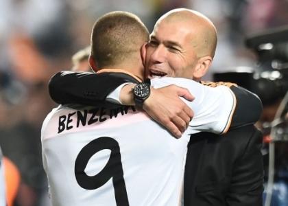 Champions, Girone F: Benzema spedisce il Real agli ottavi