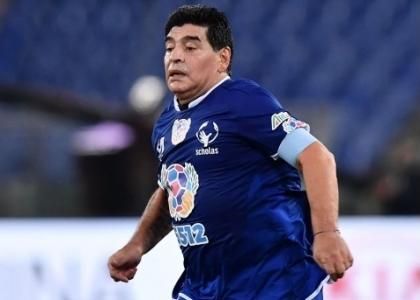Partita della Pace: la rissa Maradona-Veron. Video