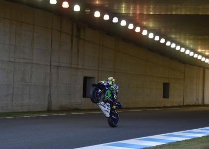 MotoGP, Giappone: Rossi, guizzo del campione. E' pole