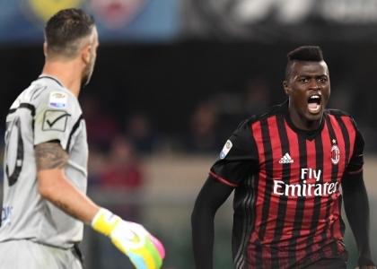 Serie A: Chievo battuto 3-1, il Milan è secondo