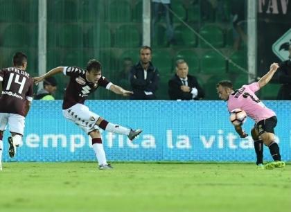 Serie A: poker Torino, Palermo affondato