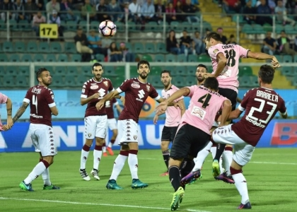 Serie A: Palermo-Torino 1-4, gol e highlights. Video