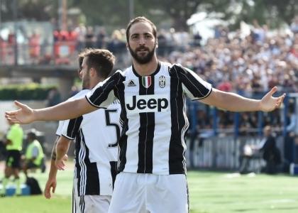 Serie A: Juventus implacabile, 3-0 all'Empoli