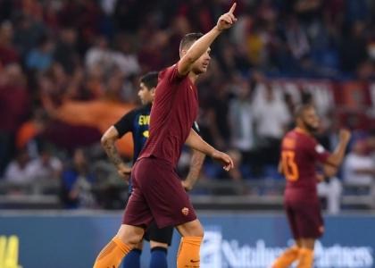 Serie A: la Roma stende l'Inter, Napoli al primo ko
