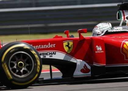 F1, GP Messico: sorpesa Vettel, sue le seconde libere