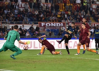 Serie A: Roma-Inter 2-1, gol e highlights. Video