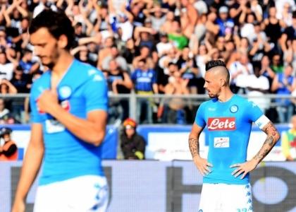 Serie A: Atalanta-Napoli 1-0, le pagelle