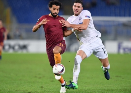 Europa League: pazza Roma, con l'Austria Vienna è 3-3