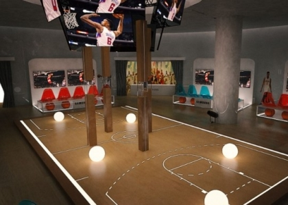 La Nba Digital Exhibition sbarca a Milano
