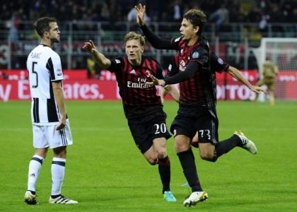 Serie A: Locatelli lancia il Milan, la Juve recrimina