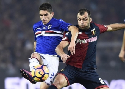 Serie A: Sampdoria-Genoa 2-1, gol e highlights. Video