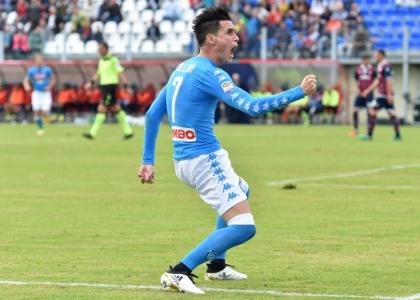 Serie A: il Napoli si rialza, sprofondo Inter