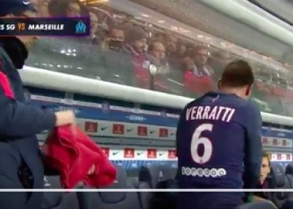 Psg, aria di crisi: Verratti contesta Emery. Video