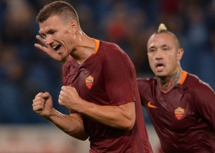 Serie A: Roma-Palermo 4-1, le pagelle