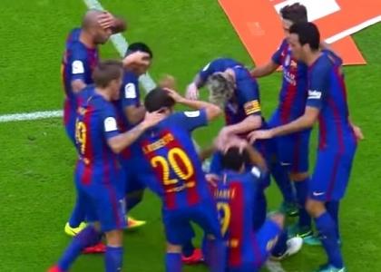Barcellona: la simulazione è...di gruppo!