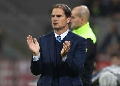 Inter, De Boer salva la panchina: