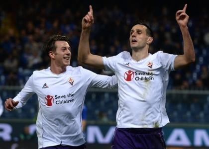Serie A: Fiorentina di rigore, Bologna ko