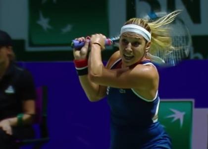 Wta Finals: Cibulkova in trionfo, Kerber ko a sorpresa