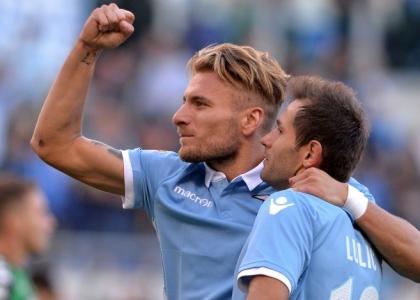 Serie A: Lazio-Sassuolo 2-1, gol e highlights. Video