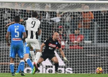 Serie A: Juventus-Napoli 2-1, gol e highlights. Video