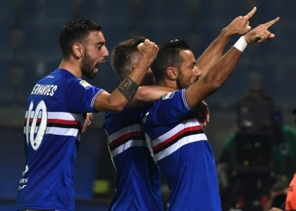 Serie A: Sampdoria-Inter 1-0, gol e highlights. Video
