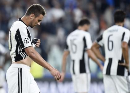 Tegola Juventus: si rompe Pjaca, almeno un mese di stop
