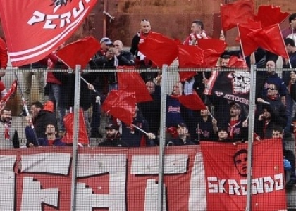 Serie B: Perugia-Trapani 1-1, gol e highlights. Video