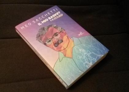 Libri di Sport: dal glicine all'Olimpiade, la storia di Meo Sacchetti
