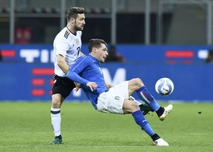 Amichevoli: l'Italia resta al palo, 0-0 con la Germania