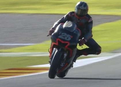 MotoGP, test Valencia: dominio Yamaha, Vinales il più veloce