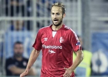 Serie B: Perez risponde a Tonucci, Ascoli-Bari 1-1
